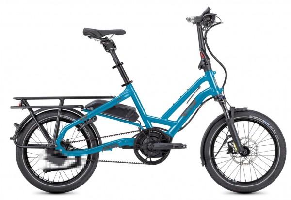 "TERN Elektro-Kompaktrad ""HSD S+"" Mod. 22, Unisex, 20"", blue, ENVIOLO ""Automatiq"""