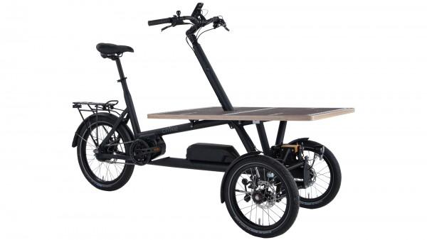 """CHIKE Elektro-Cargorad """"e-Cargo"""" Mod. 21 - schwarz"""