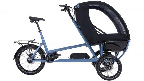 "CHIKE Elektro-Cargorad ""e-Kids"" Mod. 21 - blau"