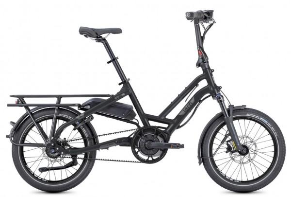 "TERN Elektro-Kompaktrad ""HSD S8i"" Mod. 22, Unisex, 20"", matte black, 8-Gang SHIMANO ""Nexus"""