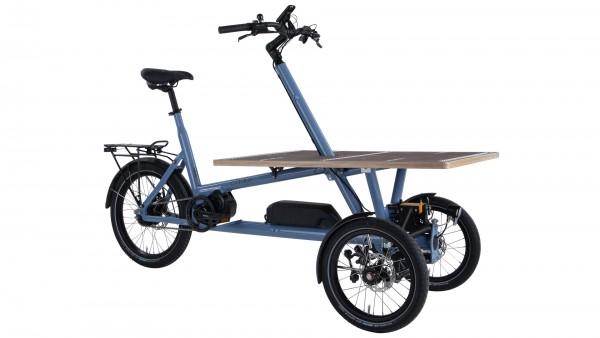 "CHIKE Elektro-Cargorad ""e-Cargo"" Mod. 21 - blau"