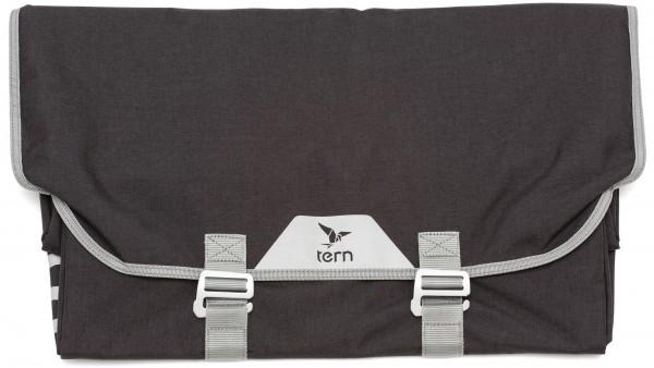 """TERN Tasche """"Cargo Hold Panniers""""; Passend für Tern GSD, Paar, 62l Gesamtvolumen; Faltbar, wasserabweisendes Material. Befestigung am Gepäckträger mit"""