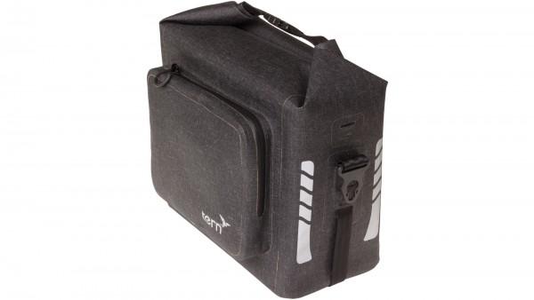 "TERN Gepäckträgertasche ""Dry Goods Bag""; Volumen: 11l, Maße (LxBxH): 34x20x30cm, 1000D Nylon, KLICKfix; SB-verpackt, 855g, Zuladung: 10kg, für alle Te"