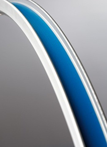 "HERRMANS Felgenband ""HPM""; PVC, bis 6bar (87psi), blau, 16"", 20-305"