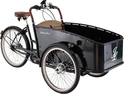 """E-Bike JOHNNY LOCO """"Dutch Delight"""" 24"""" / 26"""", RH 53 cm"""